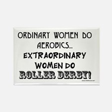 Extraordinary Women! Rectangle Magnet