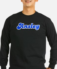 Retro Ansley (Blue) T
