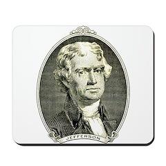 President Jefferson Mousepad