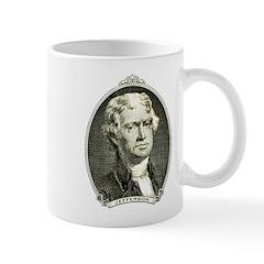President Jefferson Mug