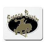 Bronco Buster Mousepad