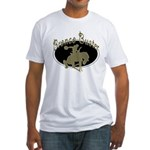 Bronco Buster Fitted T-Shirt