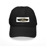 Bronco Buster Black Cap