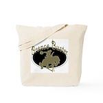 Bronco Buster Tote Bag