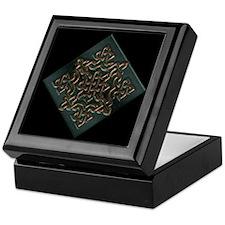 Jade Gold Keepsake Box