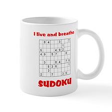 Live Sudoku Mug