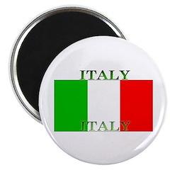 Italy Italian Flag 2.25