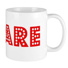Retro Amare (Red) Mug