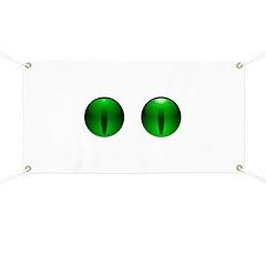 Glowing Eyes Banner