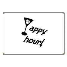 Yappy Hour Banner