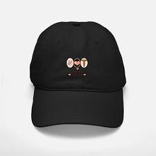 Peace Love ER Doctor Baseball Hat