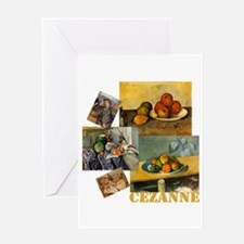 Cezanne Greeting Card