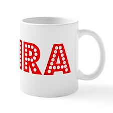 Retro Amira (Red) Mug