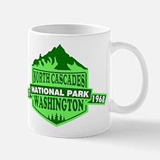 North Cascades - Washington Mugs
