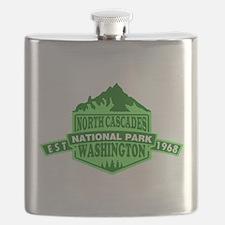 North Cascades - Washington Flask