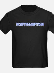 Retro Southampton (Blue) T