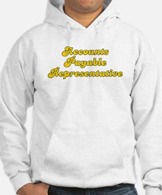 Retro Accounts Pa.. (Gold) Hoodie