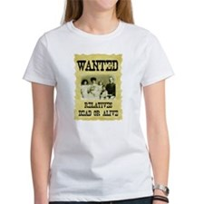 Wanted Poster Tee