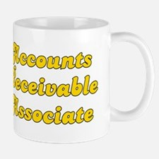 Retro Accounts Re.. (Gold) Mug