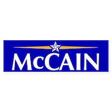 McCain Bumper Bumper Sticker