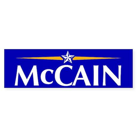 McCain Bumper Sticker (50 pk)