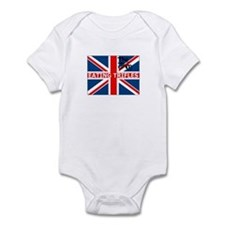 Union Jack The Jam Infant Bodysuit