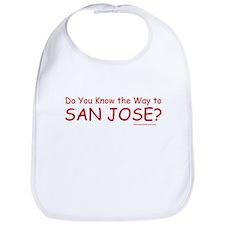 Do U Know the Way to San Jose? Bib