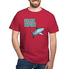 Shark Expert T-Shirt