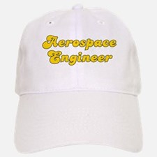 Retro Aerospace E.. (Gold) Baseball Baseball Cap