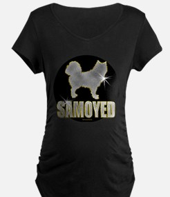 Bling Samoyed T-Shirt
