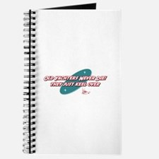 Old Yachters Never Die Journal