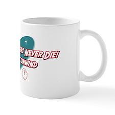 Old Watchmakers Never Die Mug