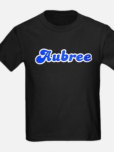 Retro Aubree (Blue) T