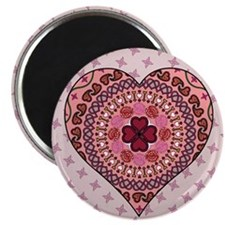 """Layers of the Heart 2.25"""" Magnet (100 pack)"""