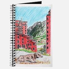 Swiss Cow Travel Journal