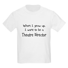 When I grow up I want to be a Theatre Director Kid