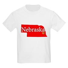Nebraska Red T-Shirt