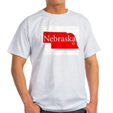 Cute Nebraska T-Shirt