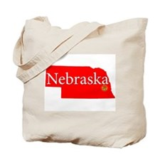 Cute Nebraska Tote Bag