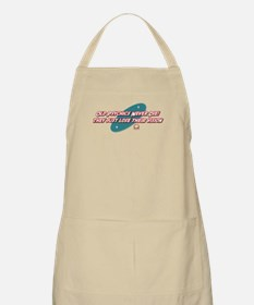 Old Psychics Never Die BBQ Apron