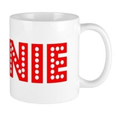 Retro Annie (Red) Mug