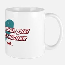 Old Pilots Never Die Mug