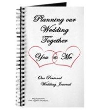 You and Me Wedding Journal
