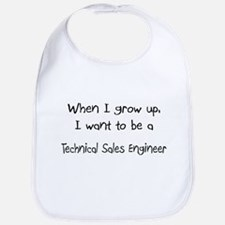 When I grow up I want to be a Technical Sales Engi