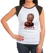 Jody is my homegirl Women's Cap Sleeve T-Shirt
