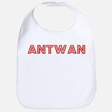 Retro Antwan (Red) Bib