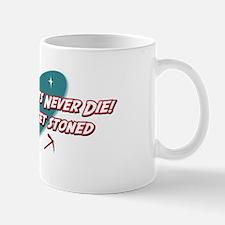 Old Geologists Never Die Mug