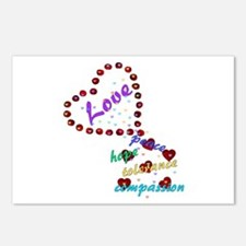 Seeds of Love Postcards (Package of 8)