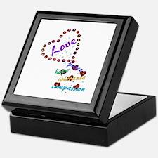 Seeds of Love Keepsake Box