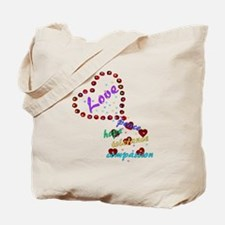 Seeds of Love Tote Bag